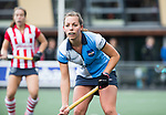 AMSTELVEEN - Charlotte Adegeest (Hurley).  Hoofdklasse competitie dames, Hurley-HDM (2-0) . FOTO KOEN SUYK