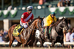 OCT 05: Be your Side with Corey Lanerie at the Claiborne Breeders Futurity Stakes at Keeneland Racecourse, Kentucky on October 05, 2019. Evers/Eclipse Sportswire/CSM