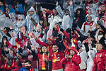 Guangzhou Evergrande Fans during the AFC Champions League 2017 Group G match Between Suwon Samsung Bluewings (KOR) vs Guangzhou Evergrande FC (CHN) at the Suwon World Cup Stadium on 01 March 2017 in Suwon, South Korea. Photo by Victor Fraile / Power Sport Images