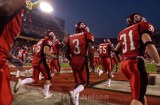 Utah vs. Pittsburgh, Fiesta Bowl, Tempe.&amp;#xA;1.01.2005<br />