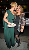 Lysette Anthony and Nicole Barber-Lane at The Inside Soap Awards 2017, The Hippodrome, Cranbourn Street, London, England, UK, on Monday 06 November 2017.<br /> CAP/CAN<br /> &copy;CAN/Capital Pictures