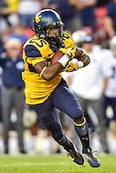 Landover, MD - SEPT 24, 2016: West Virginia Mountaineers running back Justin Crawford (25) in action during their match up against BYU at FedEx Field in Landover, MD. (Photo by Phil Peters/Media Images International)