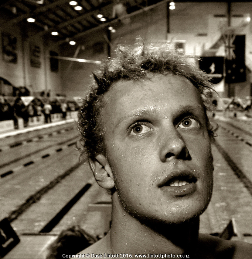 Corey Main. New Zealand Age Group Swimming Championships day four at Welllington Aquatics Centre, Kilbirnie, Wellington, New Zealand on Friday, 4 March 2011. Photo: Dave Lintott / lintottphoto.co.nz