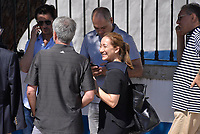 **ALL ROUND PICTURES FROM SOLARPIX.COM**<br /> **SOLARPIX RIGHTS-WORLDWIDE SYNDICATION, NO PORTUGAL**                                                                                  Manchester United&nbsp;manager Jose Mourinho&nbsp;has arrived in Portugal ahead of his father's funeral on Tuesday.&nbsp;<br /> Mourinho was pictured attending a service in Setubal with friends and family on Monday in the wake of the tragic news.<br /> Jose Manuel Mourinho Felix, who had been suffering from ill health for several months, died at the age of 79 in Setubal on Sunday and will be buried on Tuesday.<br /> This pic:   Jose Mourinho is comforted by wife Matilde Faria and other family and friends <br /> **UK ONLINE USAGE FEE 1st PIC-&pound;40, 2nd PIC-&pound;20, THEN &pound;10 PER PIC INCLUDING VIDEO GRABS. - NO PRICE CAP - VIDEO &pound;50**<br /> JOB REF: 20222  NPP  DATE: 26.06.17<br /> **MUST CREDIT SOLARPIX.COM AS CONDITION OF PUBLICATION**<br /> **CALL US ON: +34 952 811 768**