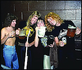 1982: METALLICA - The Club Dayz Los Angeles Ca USA