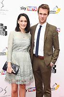 Hugh Skinner<br /> at the South Bank Sky Arts Awards 2017, Savoy Hotel, London. <br /> <br /> <br /> &copy;Ash Knotek  D3288  09/07/2017