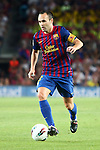 FC Barcelona vs SSC Napoli: 5-0 (46e. Trofeu Joan Gamper).