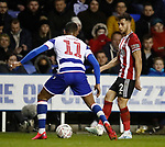 George Baldock of Sheffield Utd during the FA Cup match at the Madejski Stadium, Reading. Picture date: 3rd March 2020. Picture credit should read: Simon Bellis/Sportimage