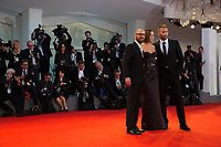 "Michael Roskam, Adele Exarchopoulos, Matthias Schoenaerts at the ""Racer And The Jailbird (Le Fidele)"" premiere, 74th Venice Film Festival in Italy on 8 September 2017.<br /> <br /> Photo: Kristina Afanasyeva/Featureflash/SilverHub<br /> 0208 004 5359<br /> sales@silverhubmedia.com"