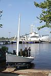 Boat Launch Summer 2013