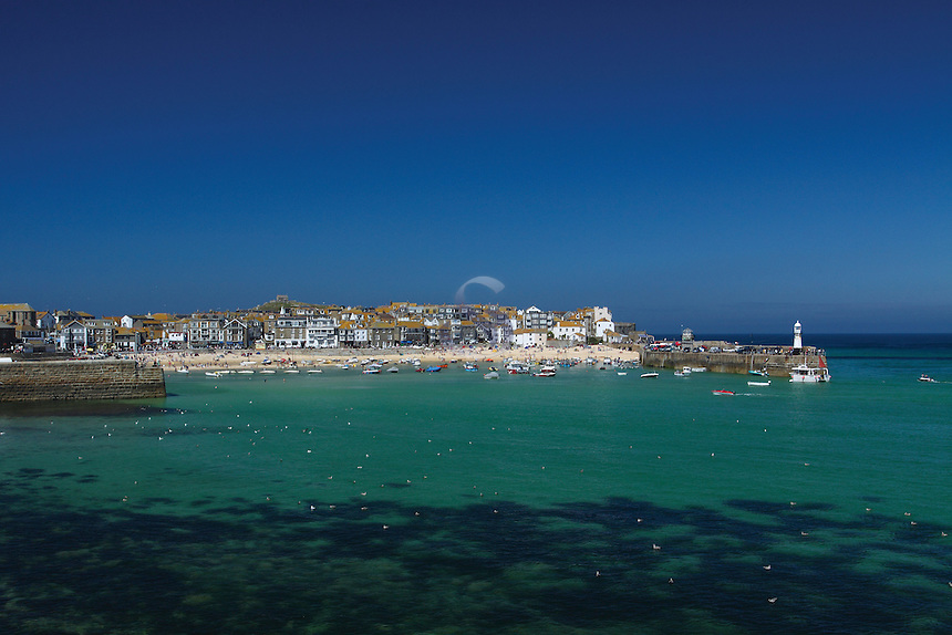 St Ives Harbour, St Ives, Cornwall