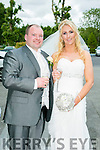 Clodagh Brosnan and Simon McNally were married at Curraheen on Saturday 30th July 2016 with a reception at the Earl of Desmond Hotel