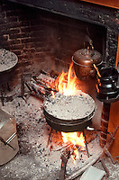 Dutch oven used in a country inn in Weathsfield, VT.