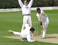 Loughborough University - Cricket - 5th May 2005