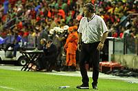 RECIFE, PE, 06.07.2017 - SPORT-PE - ARSENAL DE SARANDÍ(ARG) - O técnico Humberto Grondona, do Arsenal de Sarandí(ARG), durante a partida contra o Sport(BRA), válida pela segunda rodada da Copa Sul-Americana 2017, realizada no estádio Ademar da Costa Carvalho (Ilha do Retiro), localizado na região metropolitana da cidade do Recife-PE, nesta quinta, 6. (Foto: Fernando da Hora/Brazil Photo Press)
