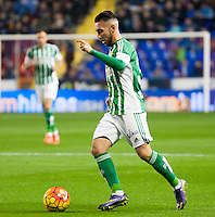 Real Betis Balompie's Varela during La Liga match. November 27, 2015. (ALTERPHOTOS/Javier Comos)
