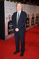 Writer Julian Barnes at the premiere of &quot;The Sense of an Ending&quot; at the Picturehouse Central, London, UK. <br /> 06 April  2017<br /> Picture: Steve Vas/Featureflash/SilverHub 0208 004 5359 sales@silverhubmedia.com