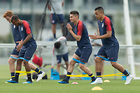 USMNT Training, June 7, 2018