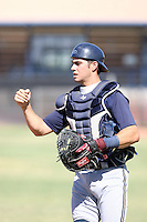 Cameron Garfield - Milwaukee Brewers - 2010 Instructional League.Photo by:  Bill Mitchell/Four Seam Images..