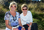 03/09/2013 – Laytown Races – (L-R) Geraldine and Donna O'Neill of Anneville Crescent. www.newsfile.ie