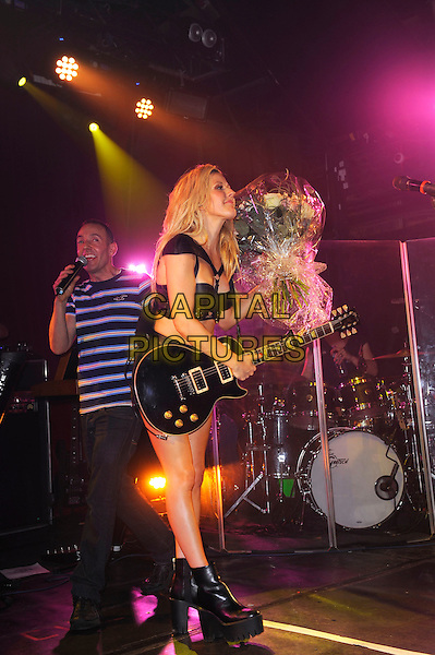 LONDON, ENGLAND - November 16: Ellie Goulding performs in concert at G-A-Y, Heaven Nightclub on November 16, 2013 in London, England. <br /> CAP/MAR<br /> &copy; Martin Harris/Capital Pictures