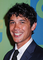 NEW YORK CITY, NY, USA - MAY 15: Bob Morley at The CW Network's 2014 Upfront held at The London Hotel on May 15, 2014 in New York City, New York, United States. (Photo by Celebrity Monitor)