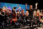 SOIREE ANNIVERSAIRE DU FESTIVAL SURESNES CITE DANSE....Mise en scene, conception video et choregraphie : MONTALVO Jose....Choregraphies : ..Douar de ATTOU Kader..LEFRANCOIS Sebastien..Boxe, Boxe de MERZOUKI Mourad..Lumieres : HAKIMI Madjid..Avec : Lara Carvalho, Farrah Elmaskini, Julia Flot, Alfréda Nabo, Abdoulaye Barry, Simhamed Benhalima, Kevin Mischel, Nabil Ouelhadj et 30 chanteurs du jeune choeur de Paris..Lieu : Théâtre Jean Vilar..Ville : Suresnes..le 09/01/2012..© Laurent Paillier / photosdedanse.com..All rights reserved