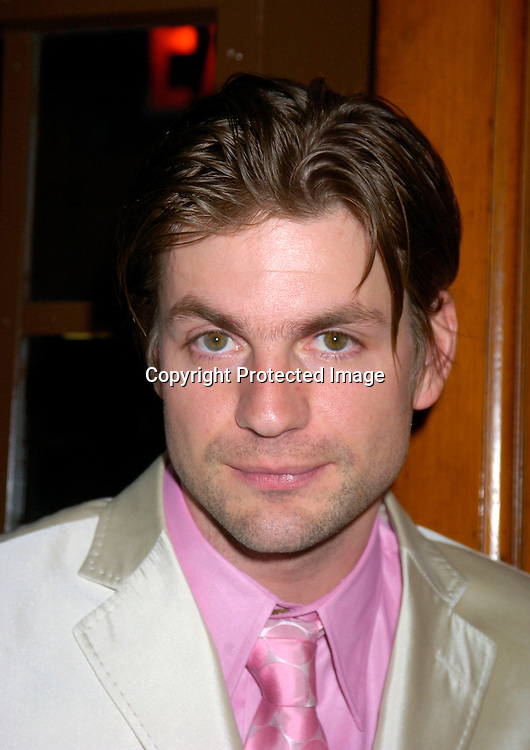 "Gale Harold ..at the New York Premiere party for the new season of   Showtimes""Queer As Folk""  which starts on April 18, 2004. ..The party was at The Gramercy Park Hotel on March 31, 2004. ..Photo by Robin Platzer, Twin Images"
