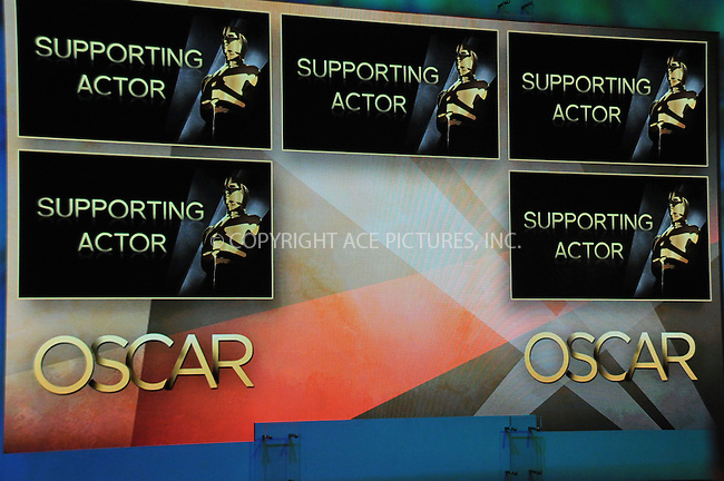 WWW.ACEPIXS.COM . . . . . ....January 25 2011, Los Angeles....The annoucement of the nominees for the 83rd Academy Awards held at the Samuel Goldwyn Theater Academy of Motion Picture Arts and Sciences on January 25, 2011 in Beverly Hills, CA....Please byline: PETER WEST - ACEPIXS.COM....Ace Pictures, Inc:  ..(212) 243-8787 or (646) 679 0430..e-mail: picturedesk@acepixs.com..web: http://www.acepixs.com