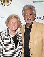 8 September 2019 - Burbank, California - Barbara Marshall, Joe Mantegna. 11th Annual Burbank International Film Festival Marriott Burbank Airport  held at Dolby Theatre. Photo Credit: FSadou/AdMedia<br /> CAP/ADM/FS<br /> ©FS/ADM/Capital Pictures