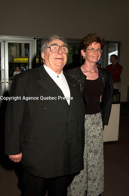 Montreal (Qc) CANADA  July 2002 - Paul Buissonneau