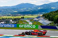 12th July 2020; Styria, Austria; FIA Formula One World Championship 2020, Grand Prix of Styria race day; FIA Formula One World Championship 2020, Grand Prix of Styria,  33 Max Verstappen NLD, Aston Martin Red Bull Racing