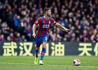 7th March 2020; Selhurst Park, London, England; English Premier League Football, Crystal Palace versus Watford; Gary Cahill of Crystal Palace