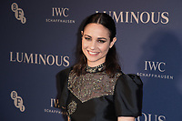 Tuppence Middleton<br /> arriving for the LUMINOUS Gala 2019 at the Roundhouse Camden, London<br /> <br /> ©Ash Knotek  D3522 01/10/2019