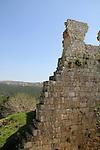 Israel, Yehiam fortress in the Upper Galilee