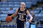 22 November 2016: Charleston Southern's Alyssa Mann. The University of North Carolina Tar Heels hosted the Charleston Southern University Buccaneers at Carmichael Arena in Chapel Hill, North Carolina in a 2016-17 NCAA Women's Basketball game. UNC won the game 93-77.