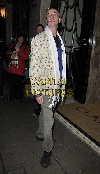 LONDON, ENGLAND - NOVEMBER 03: Arthur Smith attends the Women on Women VIP artworks auction in aid of The Eve Appeal, Claridge's Hotel, Brook St., on Monday November 03, 2014 in London, England, UK. <br /> CAP/CAN<br /> &copy;Can Nguyen/Capital Pictures