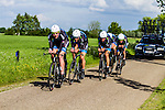 Metec-TKH Continental Cyclingteam, Stage 2: Team Time Trial, 62th Olympia's Tour, Netterden, The Netherlands, 13th May 2014, Photo by Thomas van Bracht / Peloton Photos