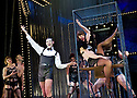 Cabaret. Book by Joe Masteroff, Music by John Kander, Lyrics by Fred Ebb, choreographed by Javier De Frutos, directed by Rufus Norris. With Will Young as Emcee, Michelle Ryan as Sally Bowles. Opens at The Savoy Theatre on 9/10/12.  CREDIT Geraint Lewis