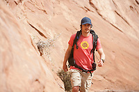 127 Hours (2010) <br /> James Franco<br /> *Filmstill - Editorial Use Only*<br /> CAP/KFS<br /> Image supplied by Capital Pictures