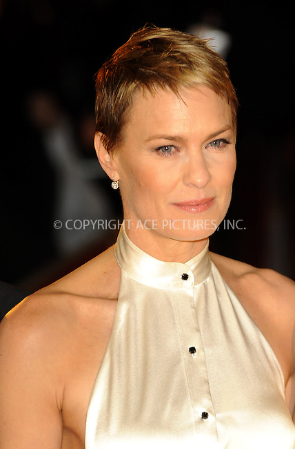 WWW.ACEPIXS.COM....US Sales Only....January 17 2013, London....Robin Wright at the premiere of 'House of Cards' on January 17 2013 in London....By Line: Famous/ACE Pictures......ACE Pictures, Inc...tel: 646 769 0430..Email: info@acepixs.com..www.acepixs.com