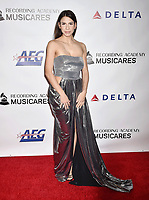 LOS ANGELES, CA - FEBRUARY 08: Valentina Bissoli attends MusiCares Person of the Year honoring Dolly Parton at Los Angeles Convention Center on February 8, 2019 in Los Angeles, California.<br /> CAP/ROT/TM<br /> &copy;TM/ROT/Capital Pictures