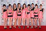 Girls' Generation, June 25, 2011 : MTV VIDEO MUSIC AID JAPAN 2011 ..at Makuhari messe in Chiba, Japan. ..(Photo by Yusuke Nakanishi/AFLO) [1090]