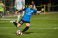 Kansas City, MO - Saturday May 27, 2017: Christina Gibbons during a regular season National Women's Soccer League (NWSL) match between FC Kansas City and the Washington Spirit at Children's Mercy Victory Field.
