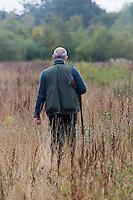 Europe/France/Centre/41/Loir-et-Cher/Sologne/Env de Bracieux: A la chasse -Auto N°: 2012-4102  //  France, Loir et Cher, Sologne, Bracieux: Hunting in Sologne  - Auto N°: 2012-4102