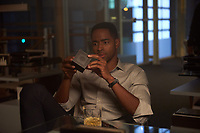 Jay Ellis  <br /> Escape Room (2019) <br /> *Filmstill - Editorial Use Only*<br /> CAP/RFS<br /> Image supplied by Capital Pictures