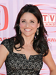 UNIVERSAL CITY, CA. - April 19: Julia Louis-Dreyfus arrives at the 2009 TV Land Awards at the Gibson Amphitheatre on April 19, 2009 in Universal City, California.