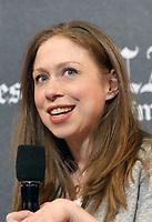 LOS ANGELES, CA -APRIL 14: Chelsea Clinton, at 2019 Los Angeles Times Festival Of Books Day 2 at University of Southern California in Los Angeles, California on April 14, 2019.<br /> CAP/MPI/FS<br /> &copy;FS/MPI/Capital Pictures