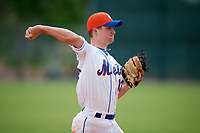 Jack Filby (13) while playing for Mets Scout Team based out of New York City, New York during the WWBA World Championship at the Roger Dean Complex on October 22, 2017 in Jupiter, Florida.  Jack Filby is a third baseman / catcher / middle infielder from Sacramento, California who attends C. K. Mcclatchy High School.  (Mike Janes/Four Seam Images)