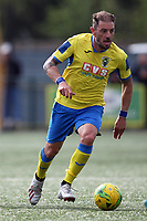 Anthos Solomou of Haringey during Haringey Borough vs Herne Bay, Emirates FA Cup Football at Coles Park Stadium on 7th September 2019